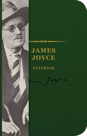 James Joyce SIgnature Notebook