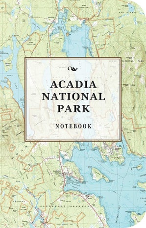 Acadia National Park Signature Notebook