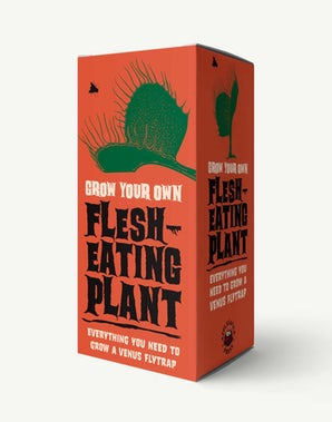 The Grow Your Own Flesh Eating Plant Kit