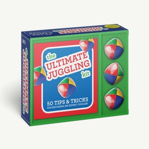 The Ultimate Juggling Kit