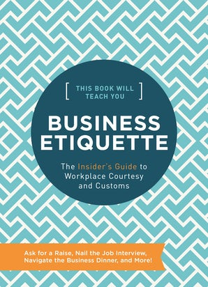 This Book Will Teach You Business Etiquette