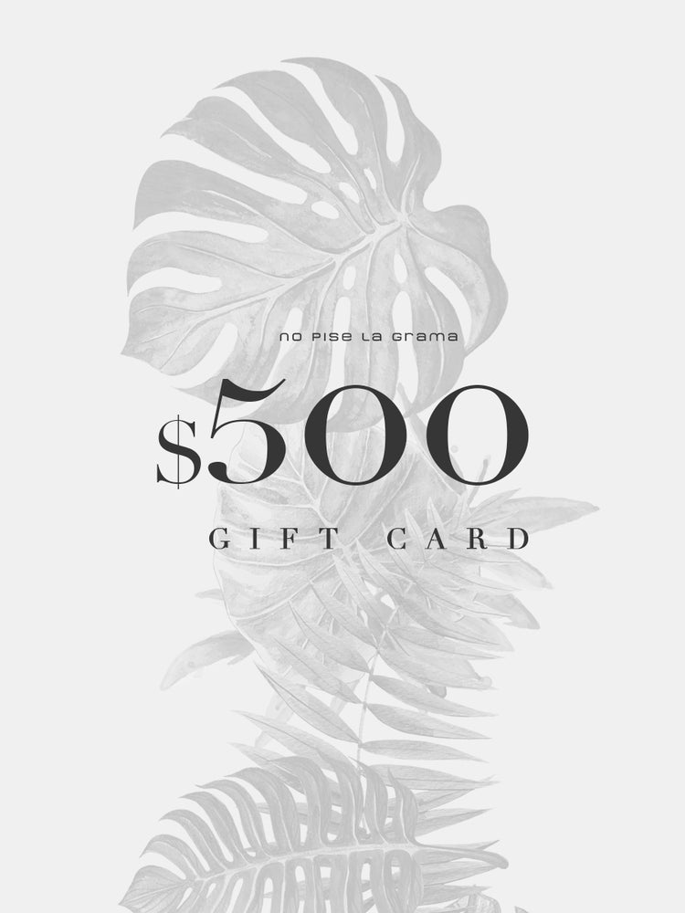 Load image into Gallery viewer, $500 Gift Card