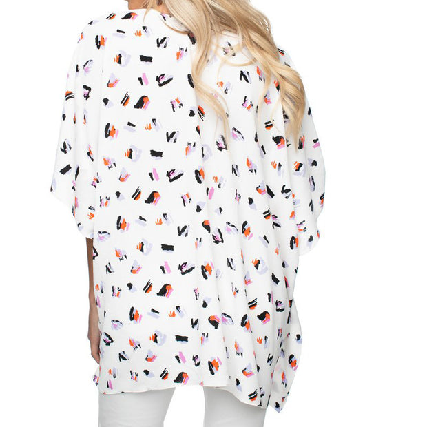 Spring Breeze Poncho