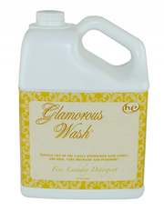 Tyler Glamorous Wash is a detergent that has been formulated to clean effectively yet remain gentle on delicate, specialty fabrics. Use the Glamorous Wash to clean your clothes, lingerie, fine fabrics, and much more for the long lasting, soothing aroma of Tyler fragrances. Tyler Glamorous Wash will let you enjoy your favorite scents all day and night.  Available in 3 fragrances: Diva, French Market, High Maintenance .