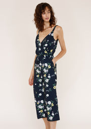 Fun in Florals Jumpsuit