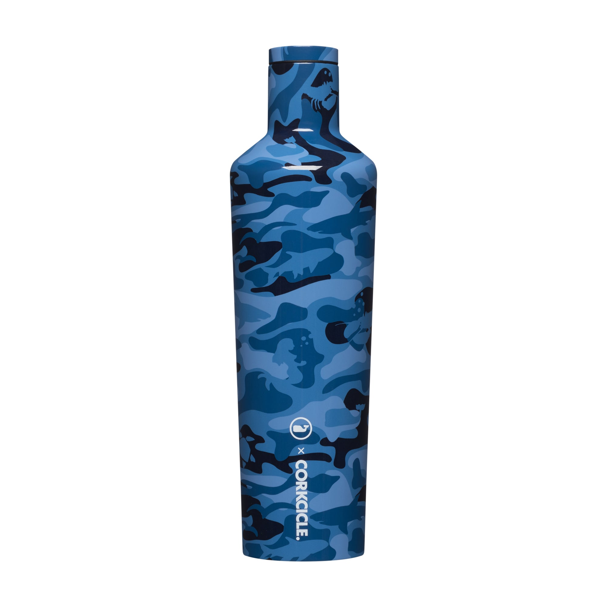 Corkcicle x Vineyard Vines! Yes please. The best part it keeps whatever you fancy cold for 25 hours or hot for 12 hours.    25 oz Triple insulated Wide mouth will easily fit ice cubes Limited Edition