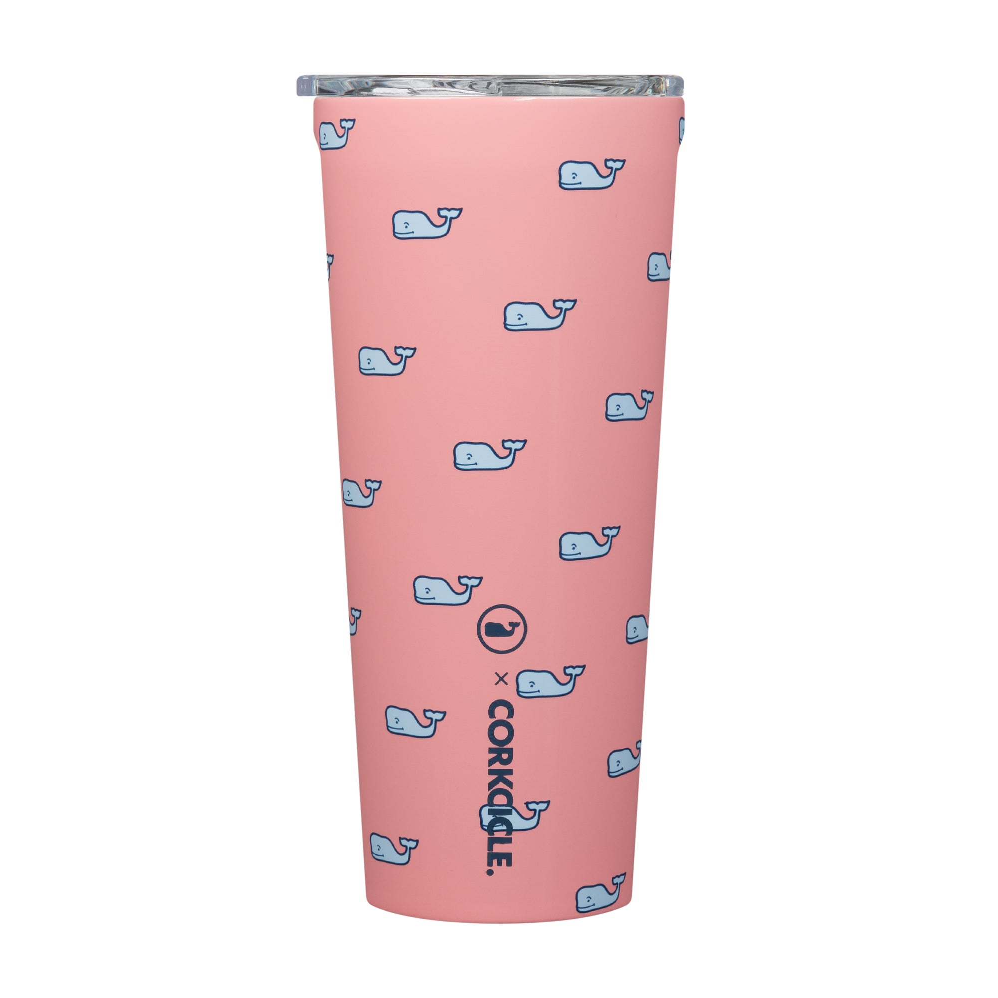 Limited Edition Corkcicle x Vineyard Vines Whale Repeat Tumbler! Yes please. The best part it keeps whatever you fancy cold for 9 hours or hot for 3 hours.    24 oz Triple insulated Shatter proof crystal clear lid Limited Edition