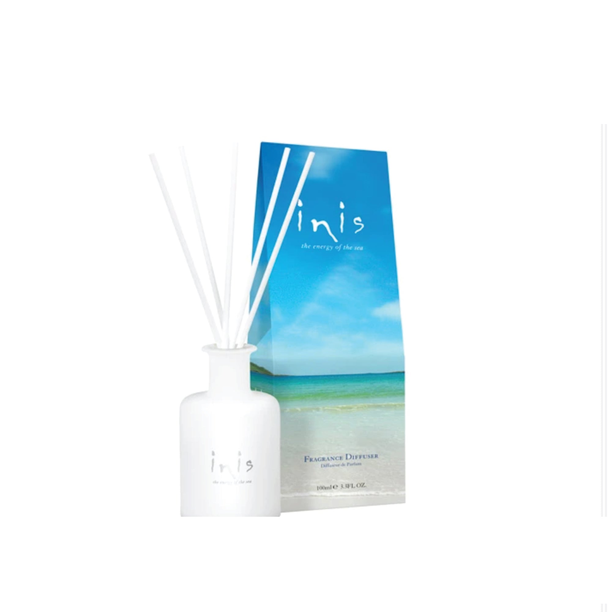 INIS THE ENERGY OF THE SEA FRAGRANCE DIFFUSER - 100ML/3.3 FL. OZ