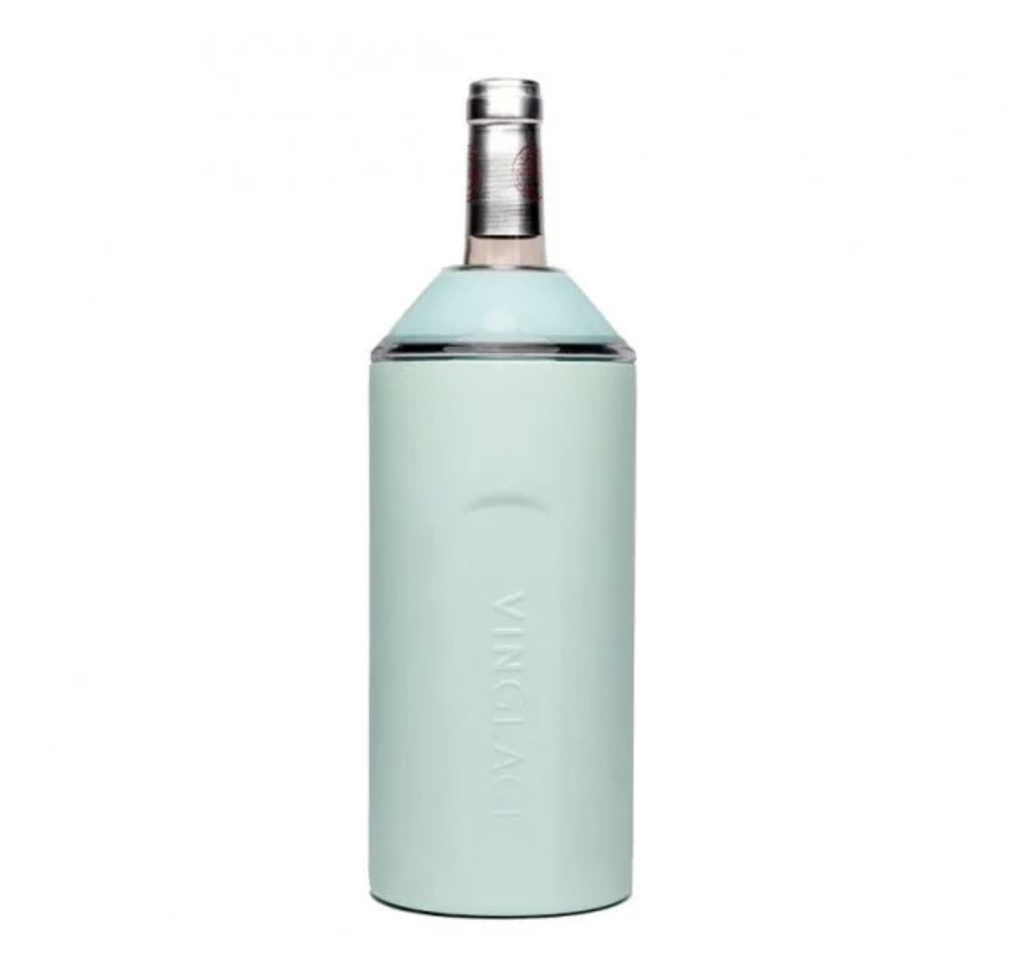 Vinglace Sea Glass Wine Chiller
