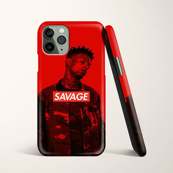 21 Savage Red Wallpaper Iphone 11 Pro Max Case Caseyolo