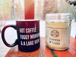 Coffee & Cane Soy Candle - Ember and Pine Co.