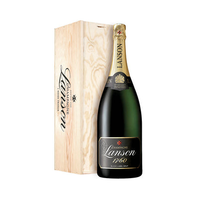 CHAMPAGNE LANSON Black Label Brut