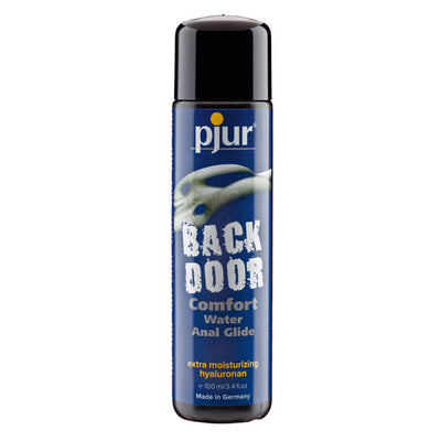 Back Door Comfort Water Anal Glide 100 ml