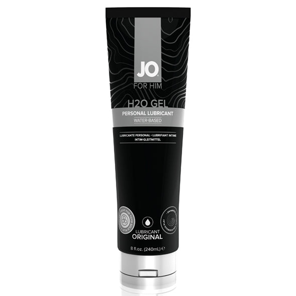 For Him H2O Gel Original Lubricant Water-Based 240 ml