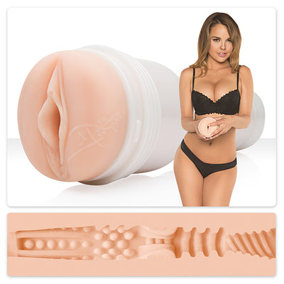 Fleshlight, la vagina artificiale di Dillion Harper