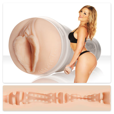 Fleshlight, la vagina artificiale di Alexis Texas