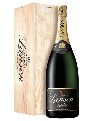 Champagne Lanson Black Label 3 lt