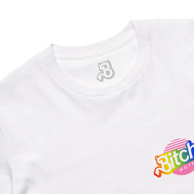 BITCHY RAINBOW 2 TEE