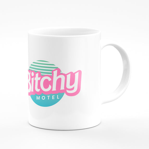 BITCHY MOTEL tazza
