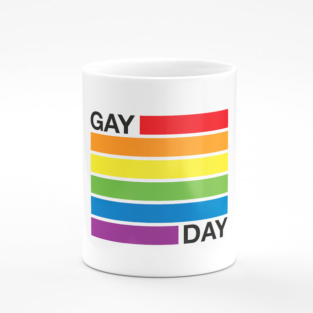 GAY DAY tazza