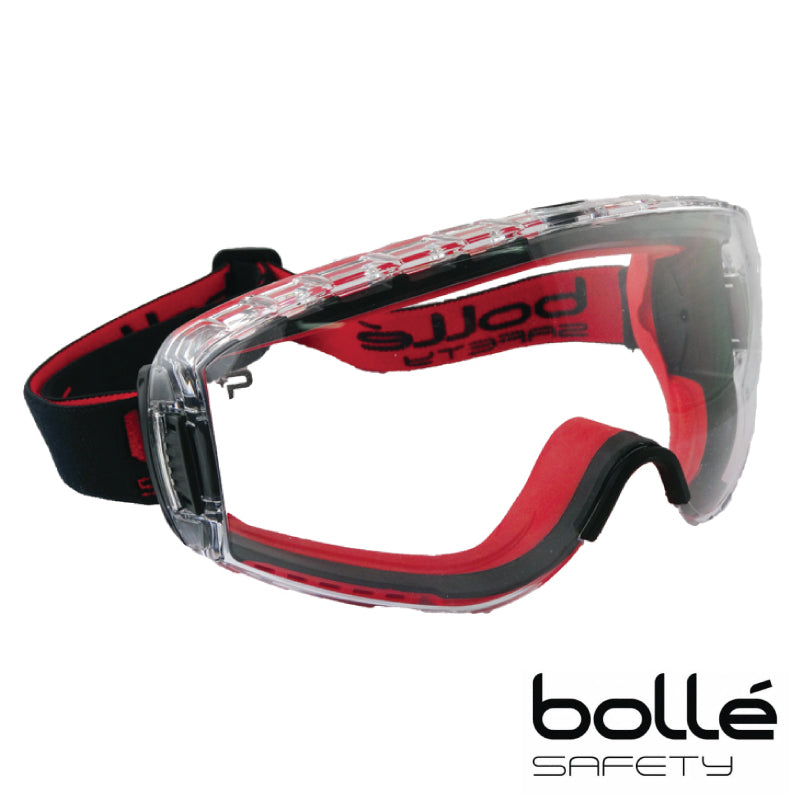 Bollé Pilot 2 Fire Safety Goggles