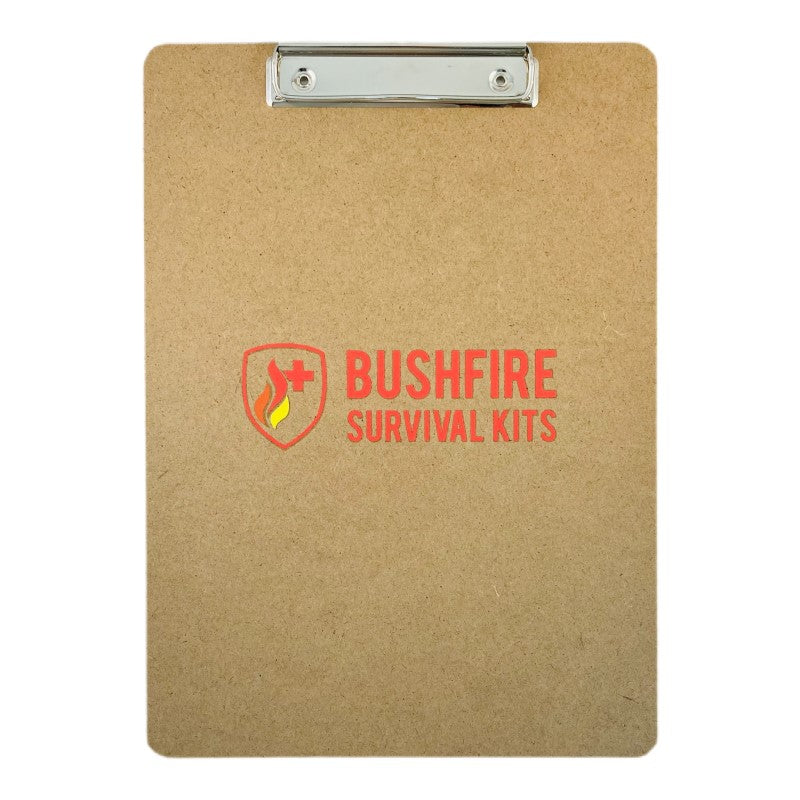 THE FIREPAK ESSENTIALS - Bushfire Survival Kit