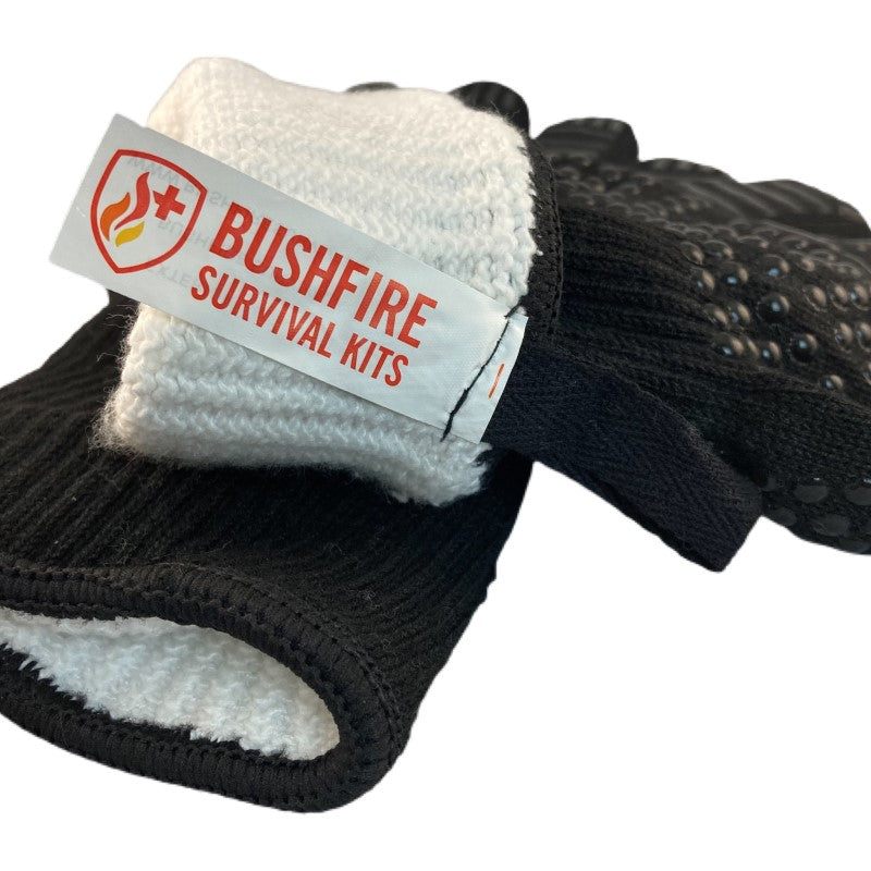 Protective Gloves (Extreme 800°C Heat Resistant)