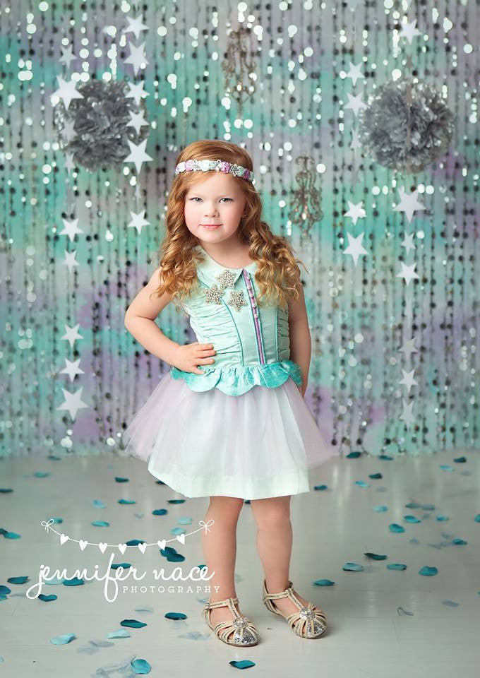 Lucy Star Child Dress Pattern