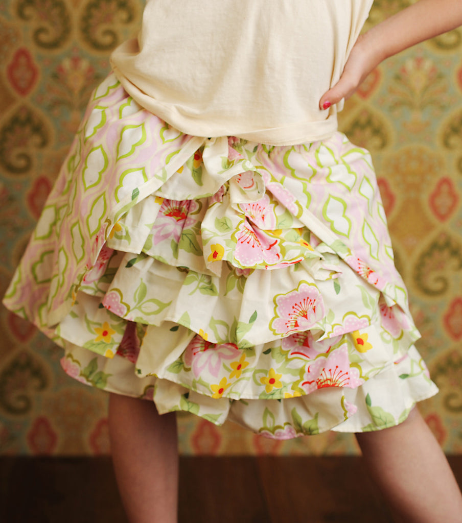 Ooh La La Skirt Pattern