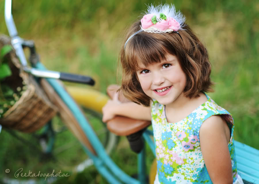 7 Flower and Lyla Rose Headband Patterns