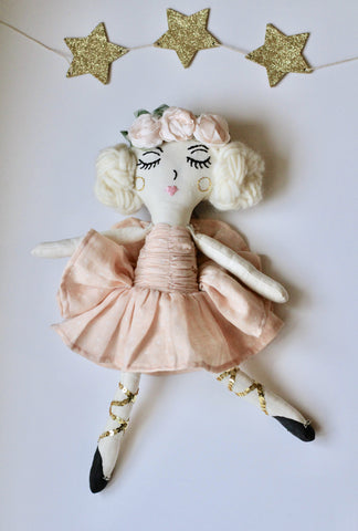 Olivia Rose Handmade Doll