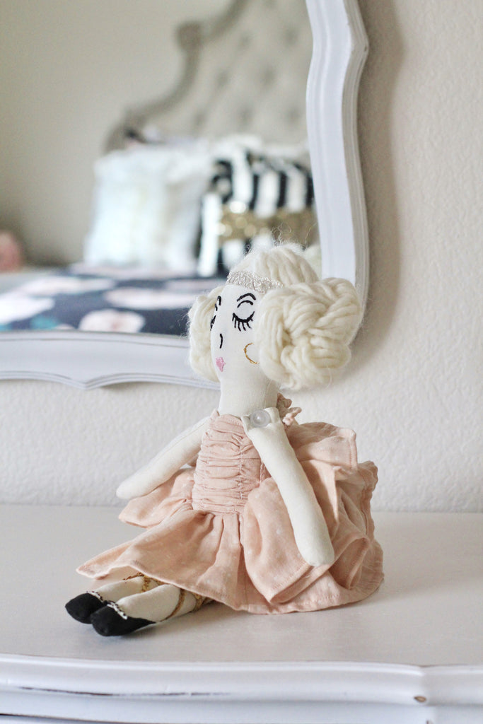 Heirloom Olivia Rose Handmade Doll