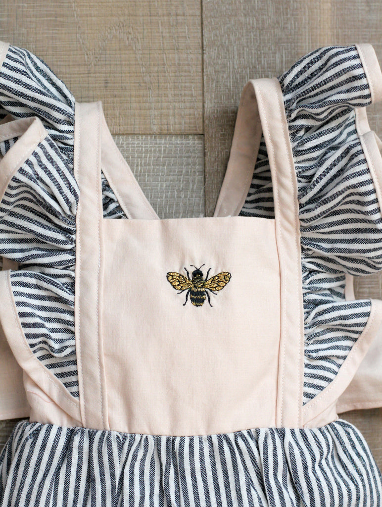 Bee Farm Play Romper