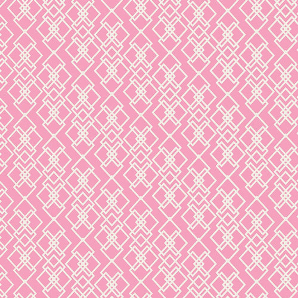 Art Gallery Fabrics Millie Fleur Pink Bari J Premium Pima Quilting Quilt 100% Cotton Sold by Yard Boho MFL-11355 Bohemian Chandelier Sweets