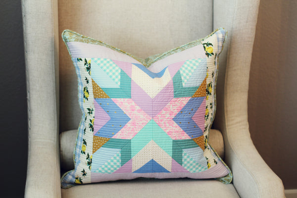 Hand Crafted Lovely Starlight Pillow