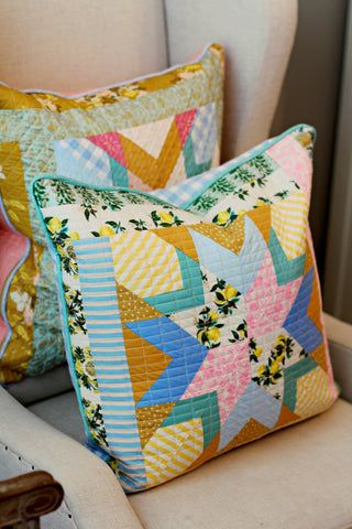 Hand Crafted  Lovely Malliouhana Pillow
