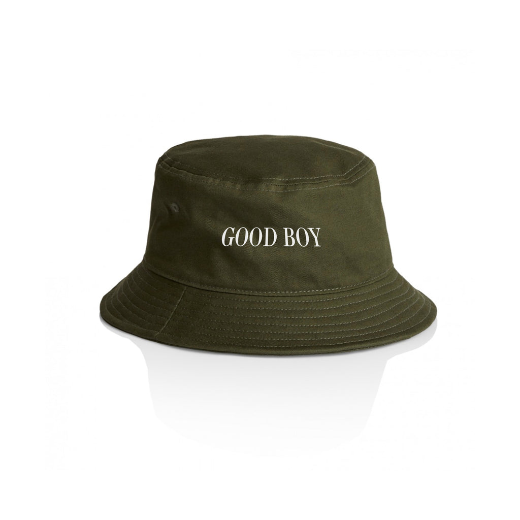 Good Boy Bucket Hat