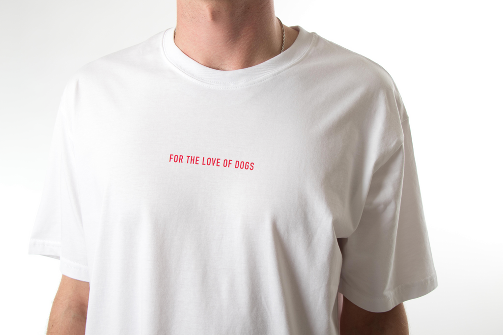 For The Love of Dogs Tee | Men