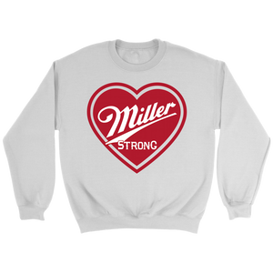 Miller Strong Milwaukee Sweatshirt