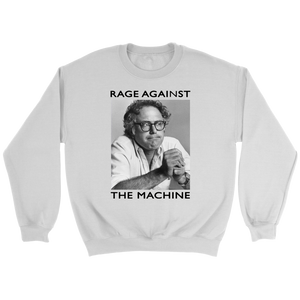 Bernie Sanders Rage Against The Machine Sweatshirt