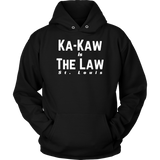 Football St. Louis XFL Ka-Kaw is The Law T-Shirt