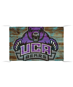 University of Central Arkansas Bears Cloth Face Mask US Cloth Face Mask