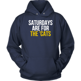 Saturdays Are For The 'Cats Shirt