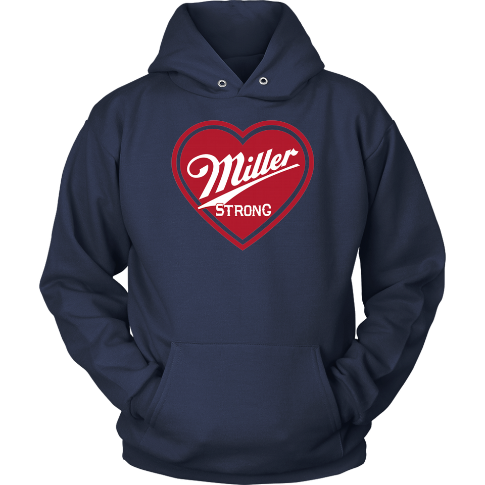 Miller Strong Milwaukee Hoodie