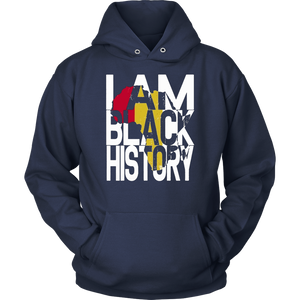 I Am Black History Month African American Pride Shirt