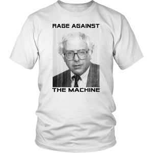 Bernie Rage Against The Machine Shirt