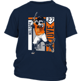 Jose Altuve 27 Houston Jersey T-Shirt