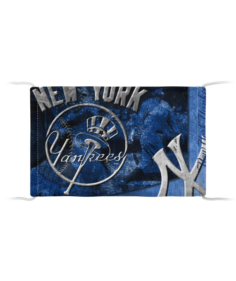 Ny Yankee New York Yankees Face Mask  Cloth Face Mask