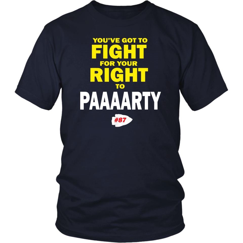 You've Got To Fight For Your Right To Paaaarty 2020 Shirts