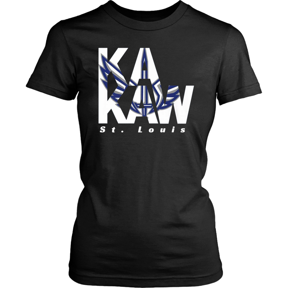 Football St. Louis XFL KaKaw T-Shirt